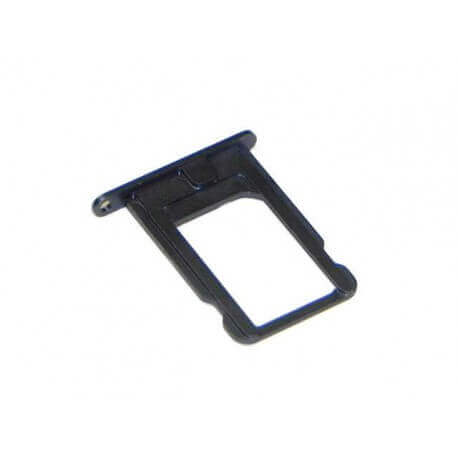 Βάση Κάρτας Sim Apple iPhone 5 Μαύρο Original