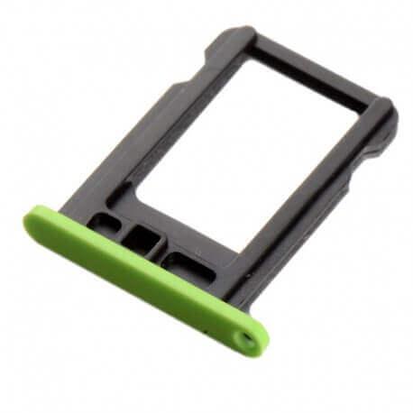 Βάση Κάρτας Sim Apple iPhone 5C Πράσινο Original