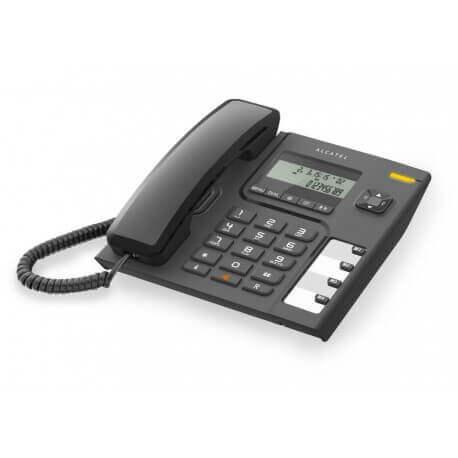 Σταθερό Ψηφιακό Τηλέφωνο Alcatel Temporis 56 Μαύρο