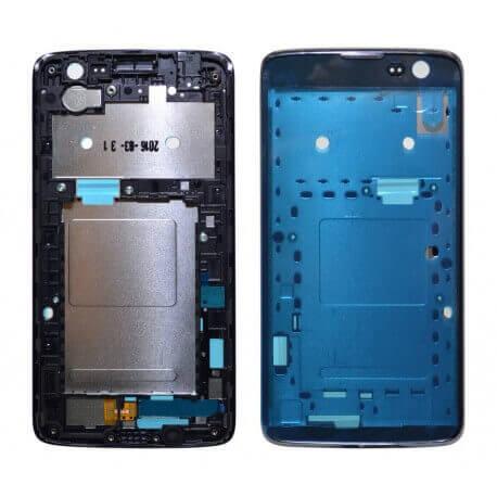 Πλαίσιο Οθόνης LG K7 X210 Μαύρο Original MCK69252101