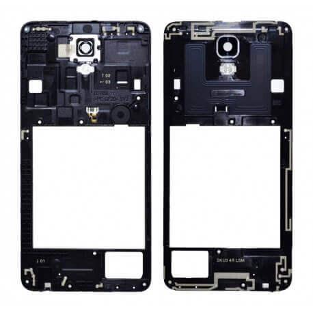 Μεσαίο Πλαίσιο LG X Screen K500N με Κεραία και Τζαμάκι Κάμερας Original ACQ89032101