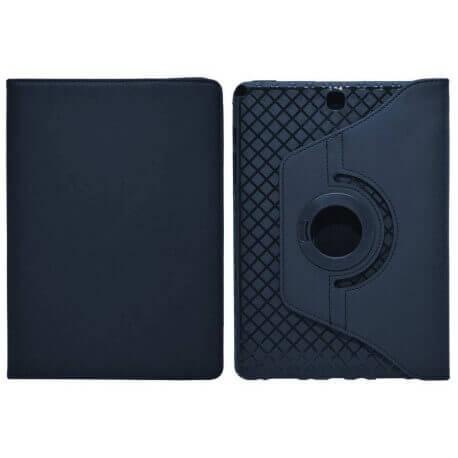 """Θήκη Book Ancus Rotate για Samsung SM-T550 Galaxy Tab A 9.7"""" Σκούρο Μπλέ"""