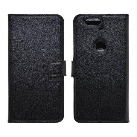 Θήκη Book Ancus Teneo για Huawei Nexus 6P Μαύρη