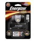 Φακός Κεφαλής Energizer 1 Led 43 Lumens με Μπαταρίες AAA 2 Τεμ. Μαύρος