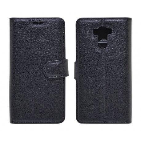 Θήκη Book Ancus Teneo για Xiaomi Redmi 4 TPU Μαύρη