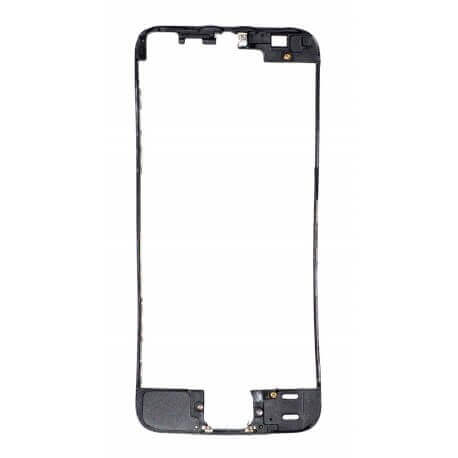 Πλαίσιο Οθόνης Apple iPhone 5S Μαύρο OEM Type A