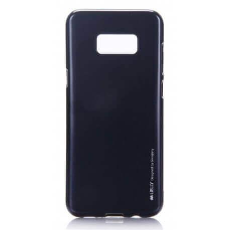 Θήκη Goospery iJelly για Samsung SM-G955F Galaxy S8+ Μαύρη by Mercury