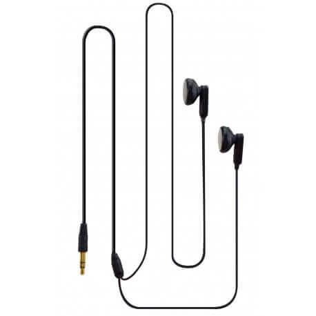 Ανταλλακτικό Ακουστικό Stereo 3.5 mm Μαύρο για Bluetooth
