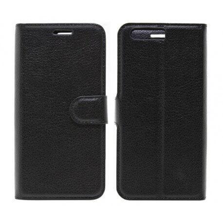 Θήκη Book Ancus Teneo για Huawei P10 TPU Μαύρη