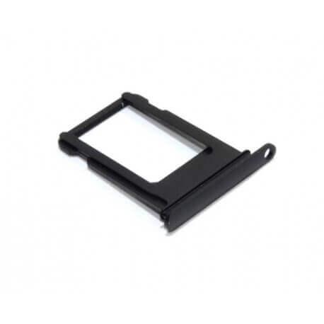 Βάση Κάρτας Sim Apple iPhone 7 Μαύρο Original