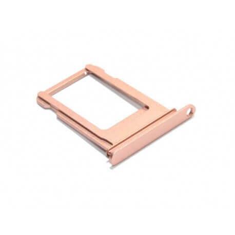 Βάση Κάρτας Sim Apple iPhone 7 Χρυσαφί Ροζ Original