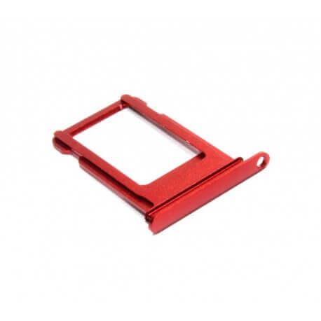 Βάση Κάρτας Sim Apple iPhone 7 Κόκκινο Original