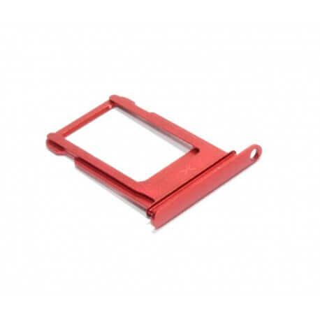 Βάση Κάρτας Sim Apple iPhone 7 Plus Κόκκινο Original