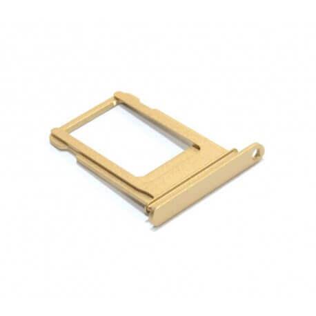 Βάση Κάρτας Sim Apple iPhone 7 Plus Χρυσαφί Original