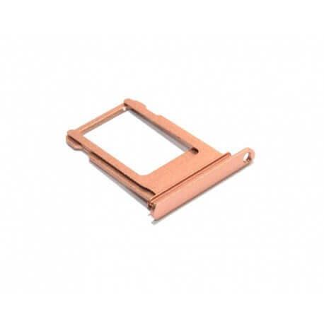 Βάση Κάρτας Sim Apple iPhone 7 Plus Χρυσαφί Ροζ Original