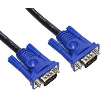 Καλώδιο σύνδεσης Jasper VGA M/M 20m