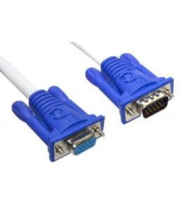 Καλώδιο σύνδεσης Jasper VGA M/F 15m