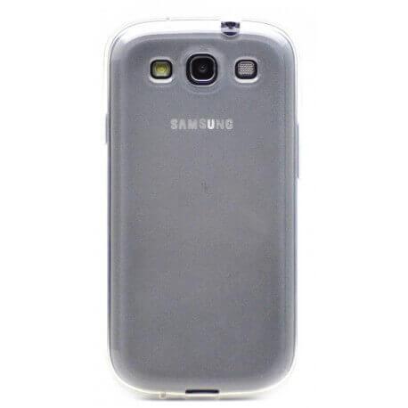 Θήκη TPU Ancus για Samsung i9300 Galaxy S3 ( S III ) Frost/Διάφανη