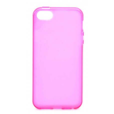 Θήκη TPU Ancus για Apple iPhone 5/5S Ρόζ