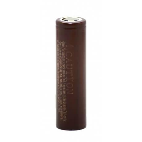 Επαναφορτιζόμενη Μπαταρία Βιομηχανικού Τύπου LG 18650 HG2 High Drain 20A Li-ion 3.7V 3000mAh