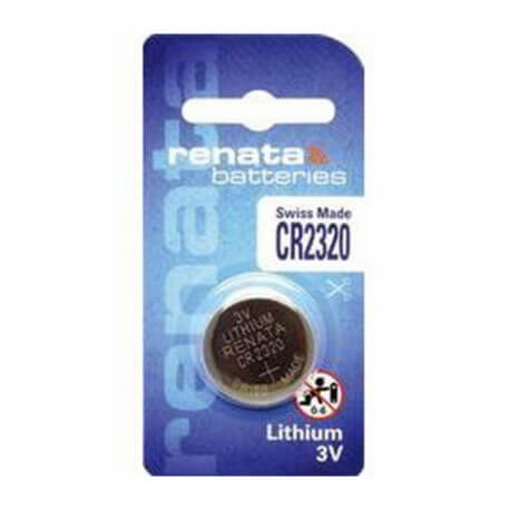 Buttoncell Lithium Electronics Renata CR2320 Τεμ. 1
