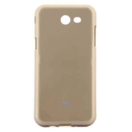 Θήκη Jelly Goospery για Samsung SM-J327 Galaxy J3 Emerge Χρυσαφί by Mercury