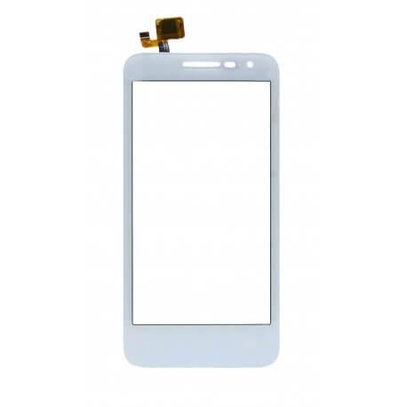 Μηχανισμός Αφής Alcatel One Touch Pop D5 OT-5038D Λευκό χωρίς Κόλλα
