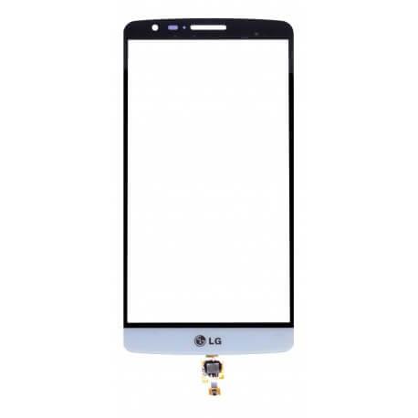 Μηχανισμός Αφής LG G3 D855 Λευκό χωρίς Κόλλα OEM Type A