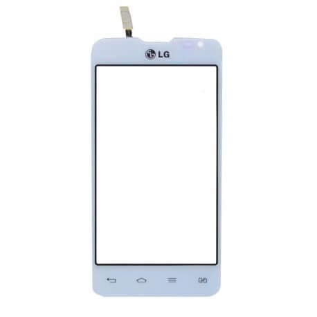 Μηχανισμός Αφής LG L65 Dual D285N χωρίς Κόλλα Λευκό Original