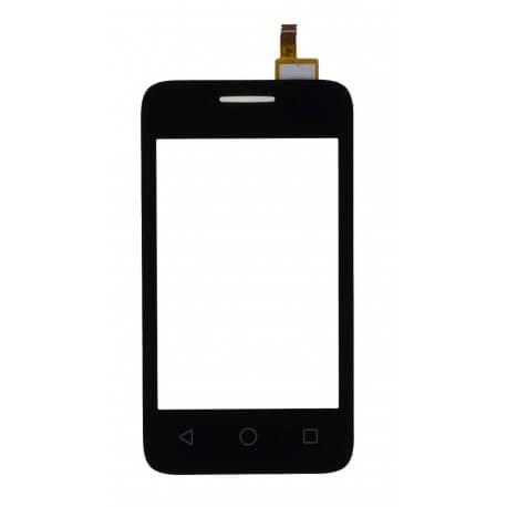 """Μηχανισμός Αφής Alcatel One Touch Pixi 3 3.5"""" OT-4009D χωρίς Κόλλα Μαύρο Original"""