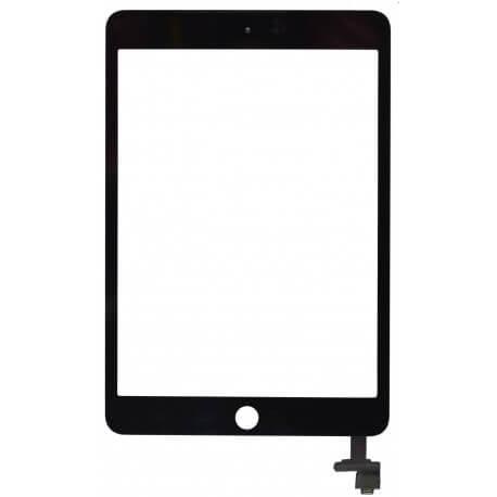 Μηχανισμός Αφής Apple iPad Mini 3 με Κόλλα Μαύρο OEM Type A