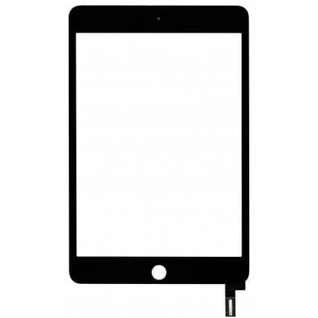 Μηχανισμός Αφής Apple iPad Mini 4 χωρίς Κόλλα Μαύρο Original