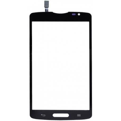 Μηχανισμός Αφής LG L80 D373 με Κόλλα Μαύρο Digital Tv Logo OEM Type A