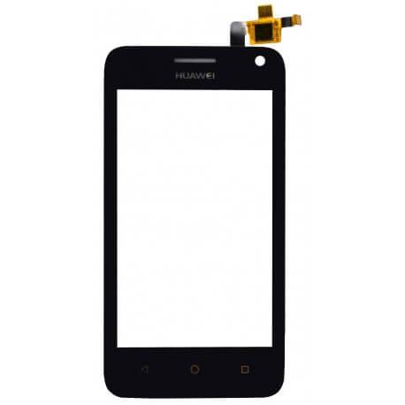 Μηχανισμός Αφής Huawei Ascend Y360 χωρίς Κόλλα Μαύρο