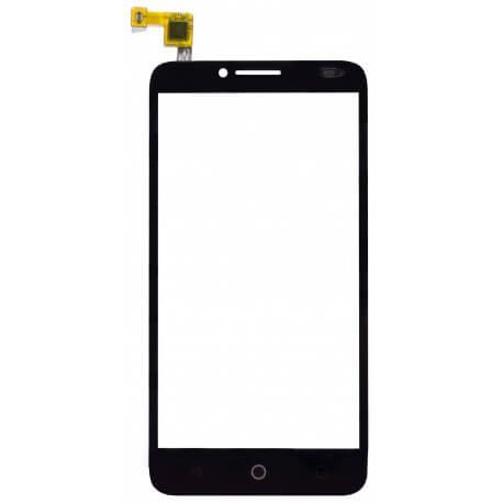 Μηχανισμός Αφής Alcatel One Touch Pixi 3 (5.5) OT-5054D χωρίς Κόλλα Μαύρο Original