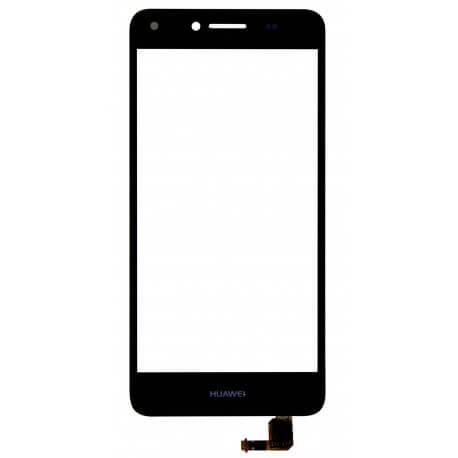 Μηχανισμός Αφής Huawei Y5 II Μαύρο χωρίς Κόλλα OEM Type A