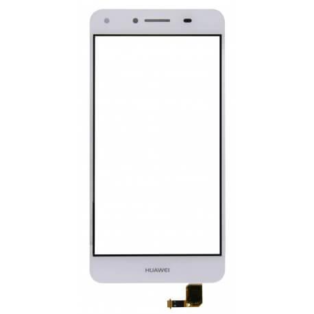 Μηχανισμός Αφής Huawei Y5 II Λευκό χωρίς Κόλλα OEM Type A