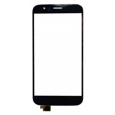 Μηχανισμός Αφής Huawei G8, G8 Dual Μαύρο χωρίς Κόλλα OEM Type A