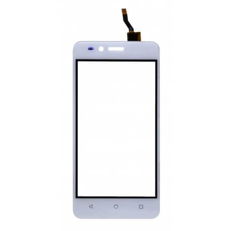 Μηχανισμός Αφής Huawei Y3 II Curved Flex Λευκό χωρίς Κόλλα OEM Type A