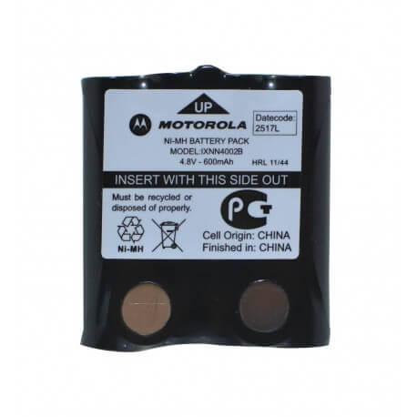 Μπαταρία Walkie Talkie Motorola IXNN4002B ΝΙ-ΜΗ 600 mAh 4.8V για TLKR T6/T8/T40/T50/T60/T80