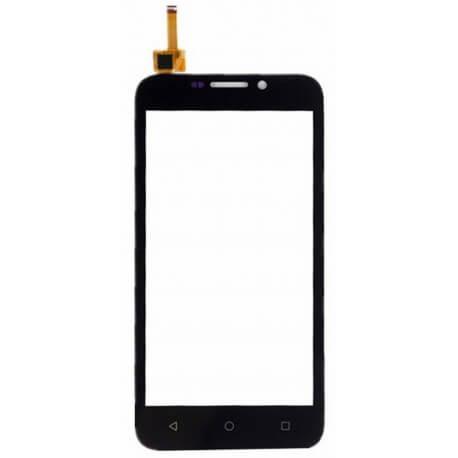 Μηχανισμός Αφής Huawei Y5 Μαύρο χωρίς Κόλλα OEM Type A
