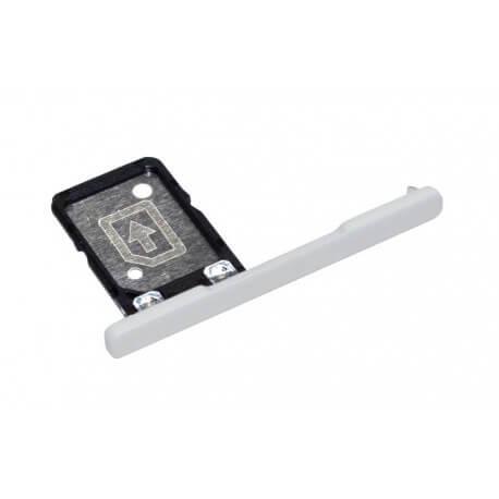Βάση Κάρτας Sim Sony Xperia XA1 Λευκό Original 306J1X60400