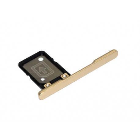 Βάση Κάρτας Sim Sony Xperia XA1 Χρυσαφί Original 306J1X60U00