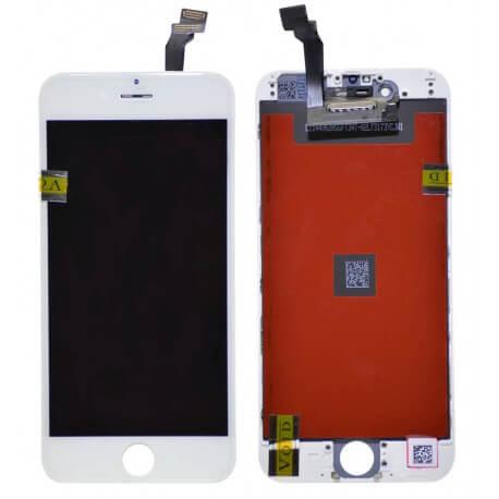 Οθόνη & Μηχανισμός Αφής Apple iPhone 6 Λευκό Type A