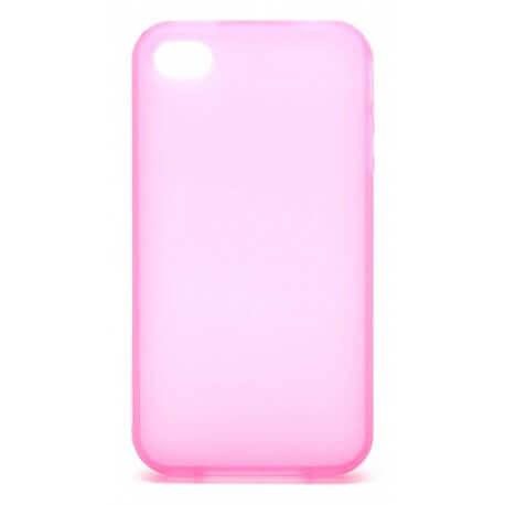 Θήκη TPU Ancus για Apple iPhone 4/4S Ρόζ