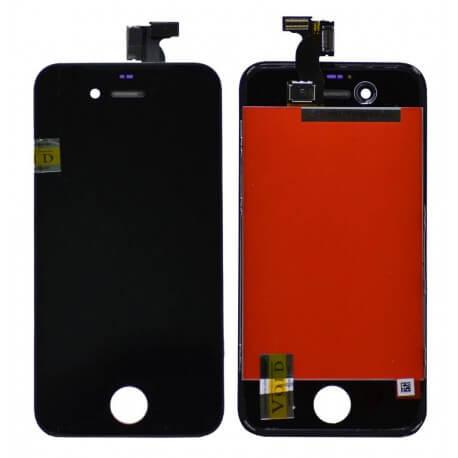 Οθόνη & Μηχανισμός Αφής για Apple iPhone 4S Μαύρο Type A
