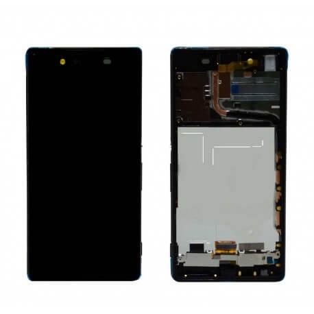 Γνήσια Οθόνη & Μηχανισμός Αφής Sony Xperia Z3+ Dual/Z3 Plus Dual/Z4 Dual E6533 Μαύρο 1293-8465