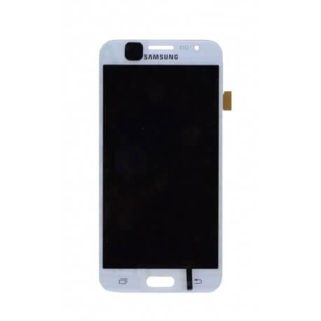 Γνήσια Οθόνη & Μηχανισμός Αφής Samsung SM-J500F Galaxy J5 με Κόλλα Λευκό GH97-17667A