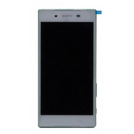 Γνήσια Οθόνη & Μηχανισμός Αφής Sony Xperia Z5 Dual E6633 Λευκό 1298-5921