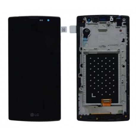 Γνήσια Οθόνη & Μηχανισμός Αφής LG Magna H500F Μαύρο ACQ88378002